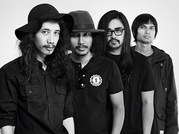 The Sigit live in KL