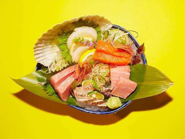 Japaniste Cuisine in Bangkok.