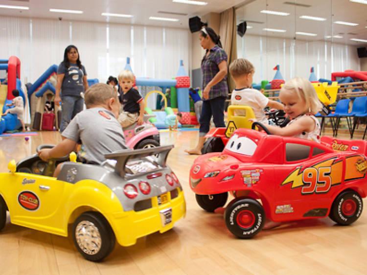 Hong Kong Toy Club Kids Club