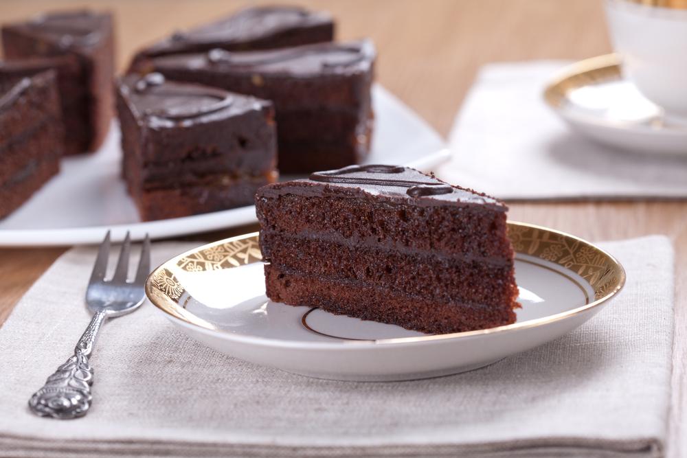 La mejor tarta Sacher