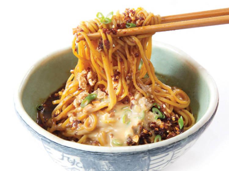 The best dandan noodles in Hong Kong