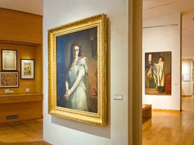 Jewish Museum (Musée d'art et d'histoire du Judaïsme © Sylvain Sonnet)