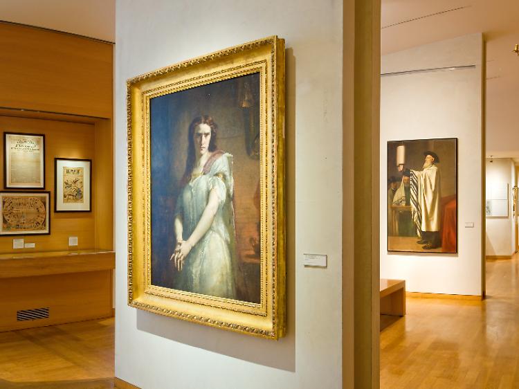 Pore over Jewish history at the Musée d'Art et d'Histoire du Judaïsme