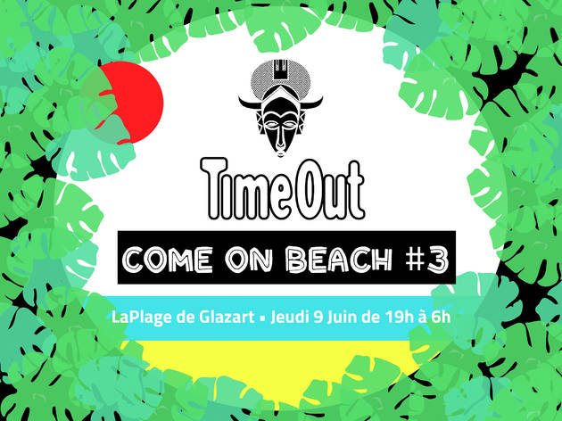 Come On Beach #3 par Time Out Paris