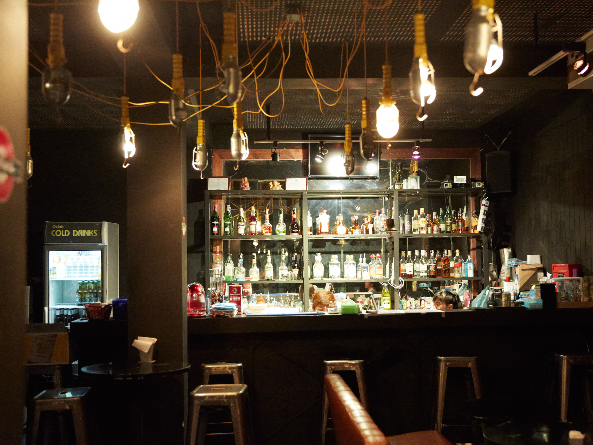 Overground Bar & Cafe