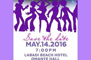 Children's Heart Foundation Fundraising Ball 2016,Labadi Beach Hotel,Accra/Ghana