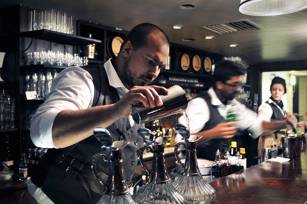 Six signs that you're in a London speakeasy