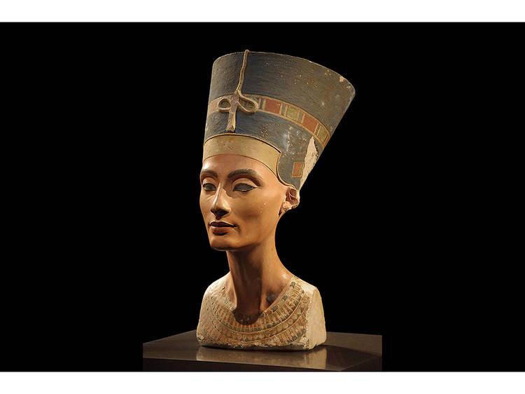Bust of Nefertiti, 1345 BC