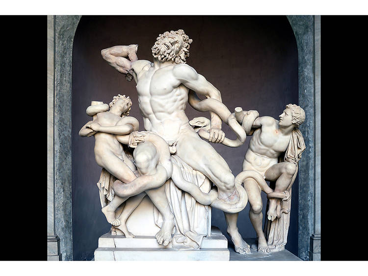 Laocoön and His Sons, Second Century BC