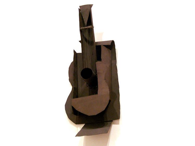 Pablo Picasso, Guitar, 1912