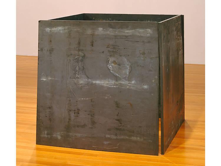 Richard Serra, One Ton Prop (House of Cards), 1969