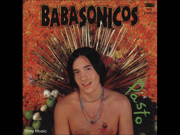 Pasto, el primer disco de los Babasónicos