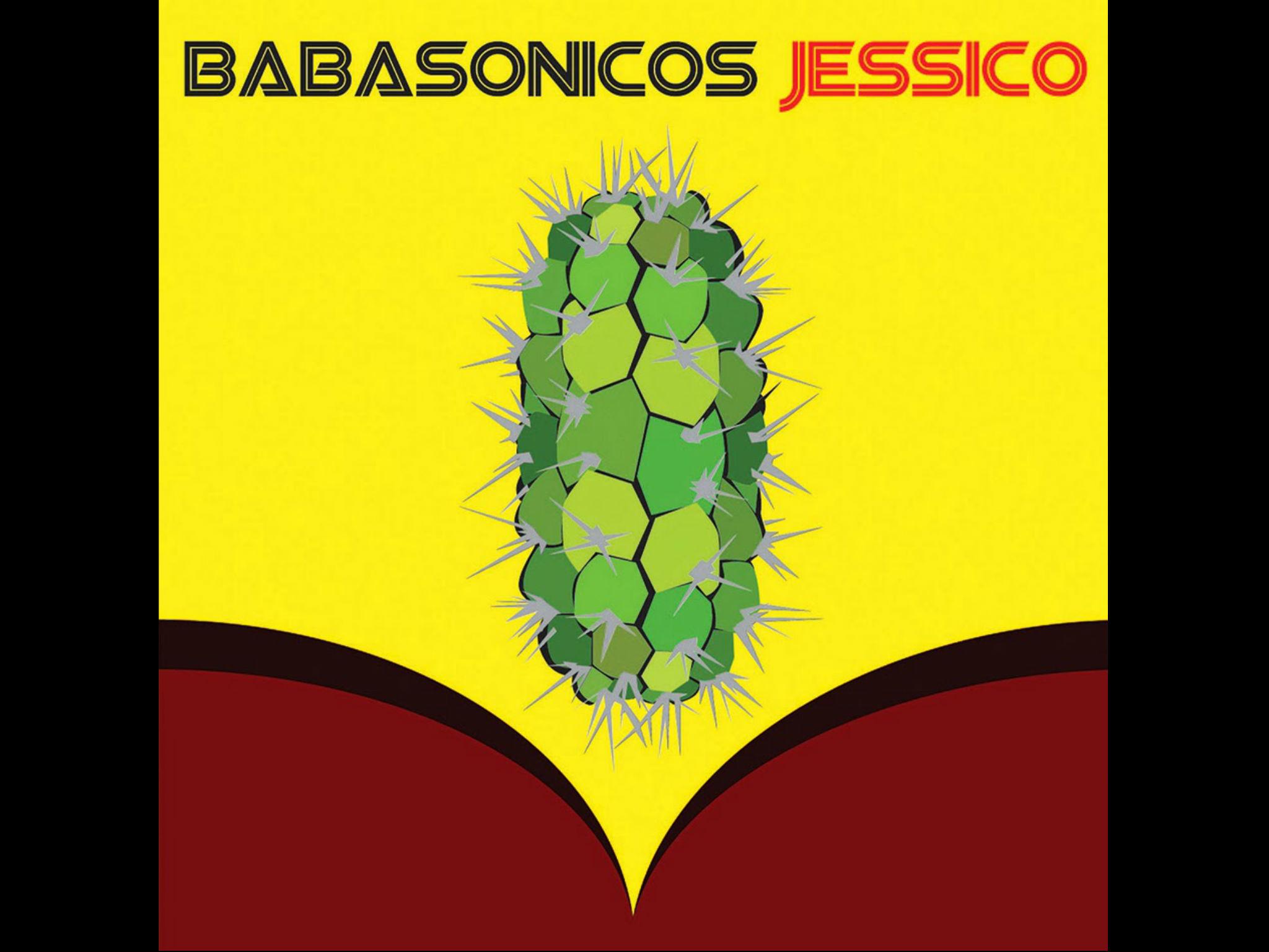 Jessico disco de Babasónicos