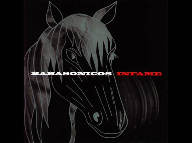 Babasónicos y su disco Infame
