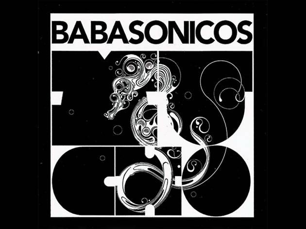 Mucho discos de los Babasónicos