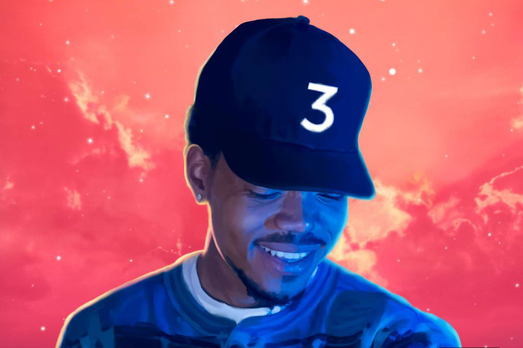 Chance the Rapper's Magnificent Coloring Day