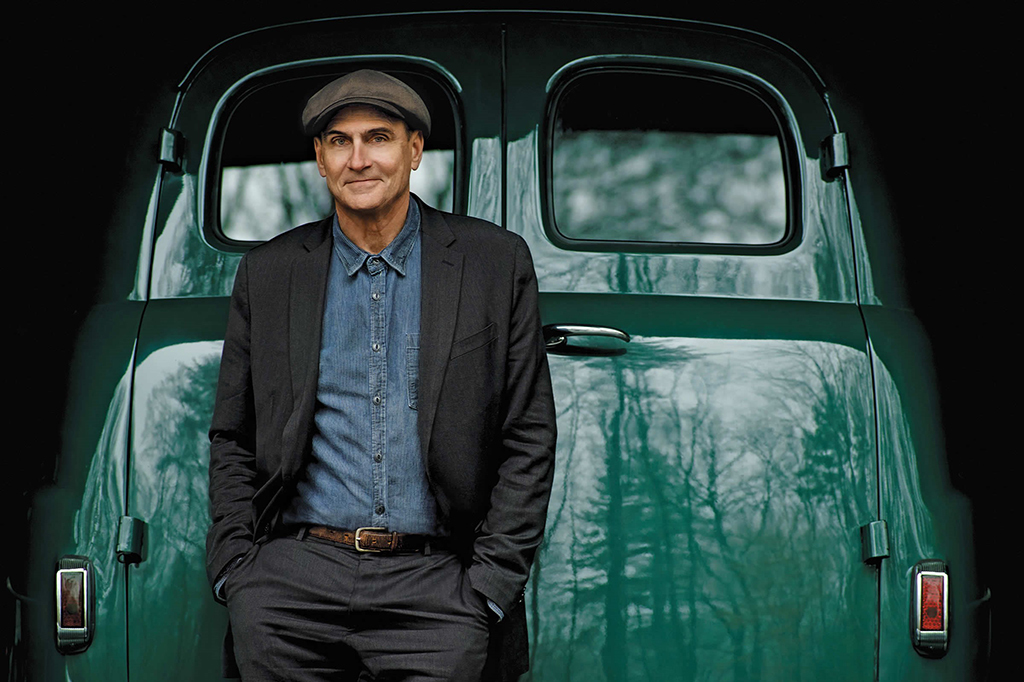 James Taylor + Jackson Browne