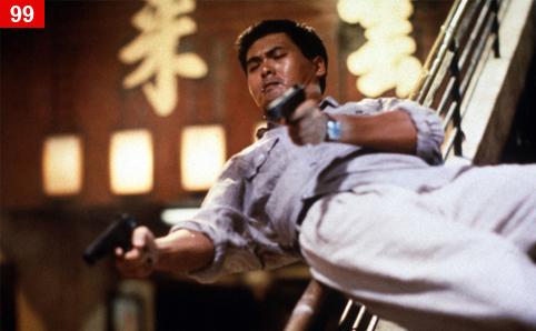 Hard Boiled 辣手神探 (1992)