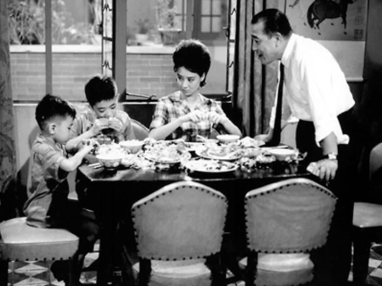 Father Takes a Bride 小兒女 (1963)