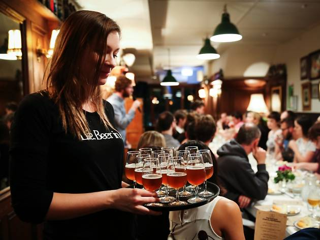 The best craft beer bars in Melbourne