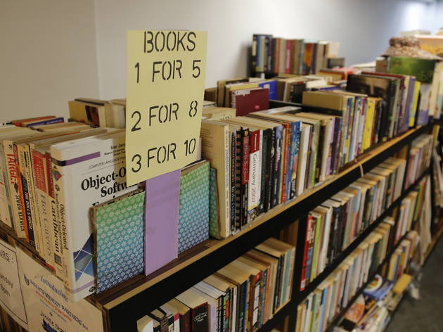 Best secondhand and rental bookstores in Kuala Lumpur