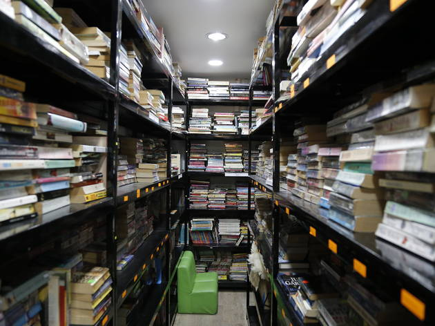 Best secondhand and rental bookstores in KL