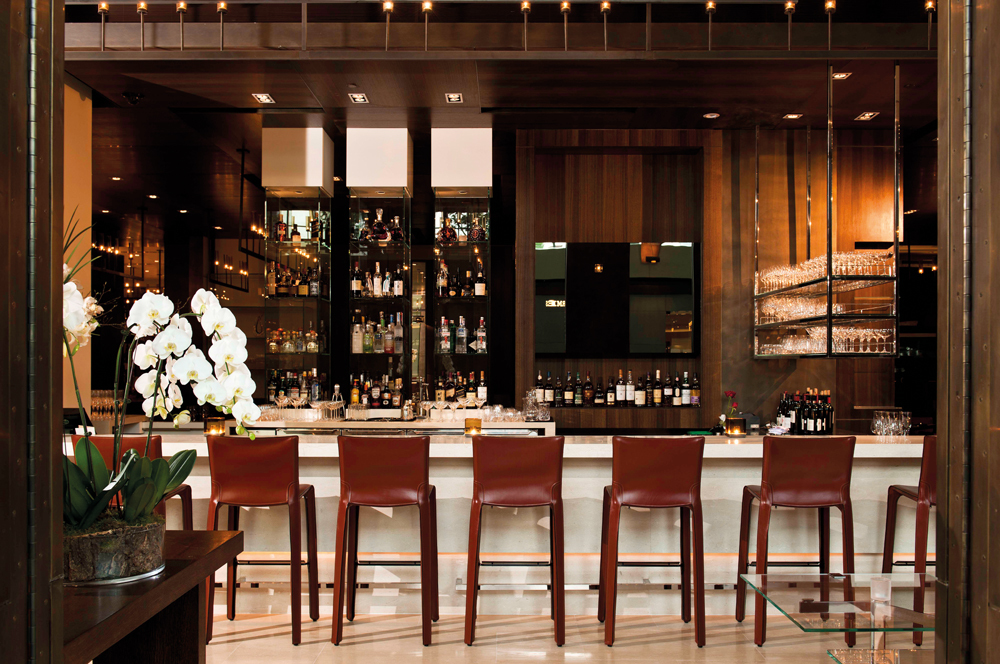 Dine at a celebrity chef restaurant for cheap