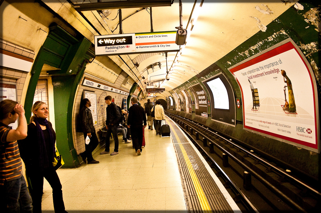 Seven reasons we all secretly love the tube