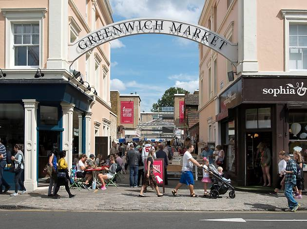 12 great things to do on Greenwich Church Street