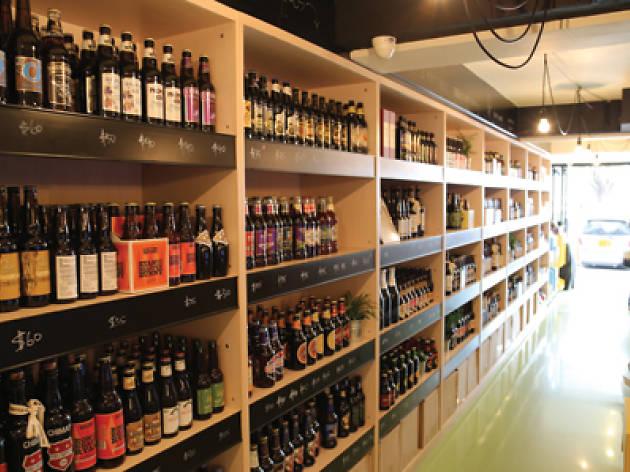 Hong Kong's best beer shops