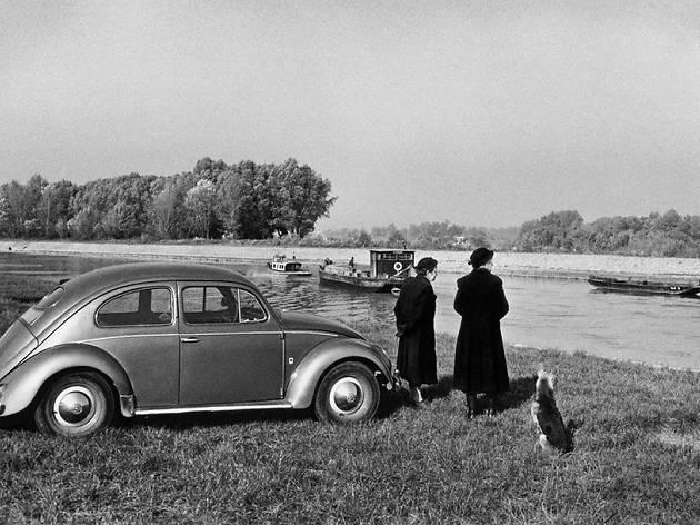Tras los pasos de Inge Morath. Miradas sobre el Danubio