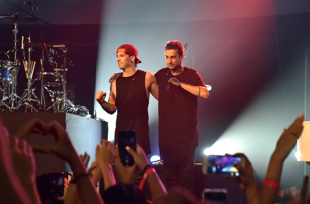 Twenty One Pilots at Madison Square Garden
