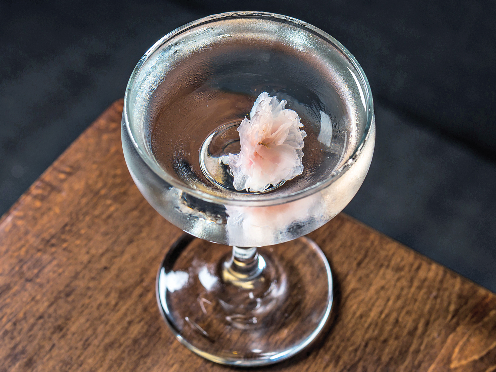 Sakura Martini at Bar Goto, Bar Awards