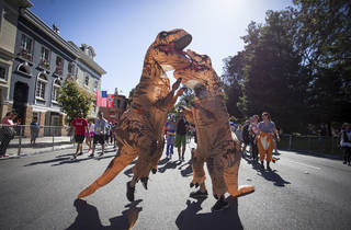 Our 31 best photos from Bay to Breakers 2016