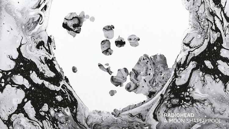 LA novena placa de Radiohead,  A Moon Shaped Pool