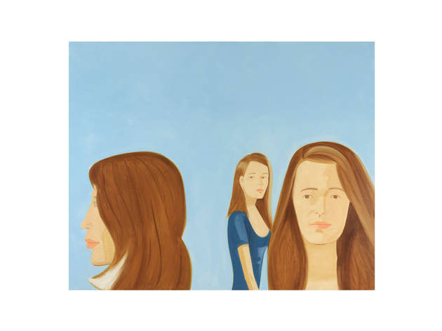 COURTESY OF ALEX KATZ (COURTESY OF ALEX KATZ)