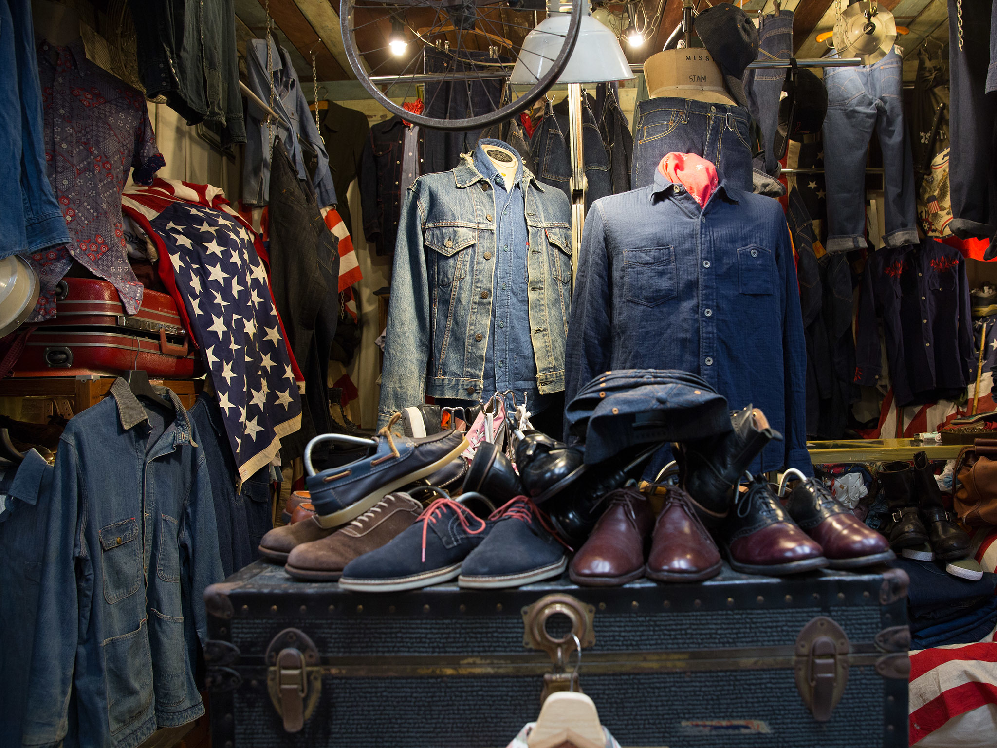 The best denim shops in Bangkok