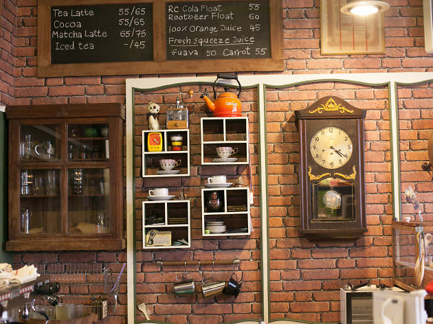 Old Town Cafe Bangkok 03