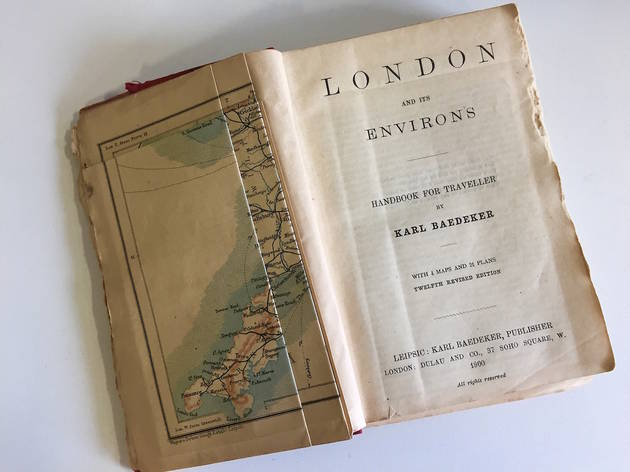 11 things we learned about London from a 116 year-old guidebook