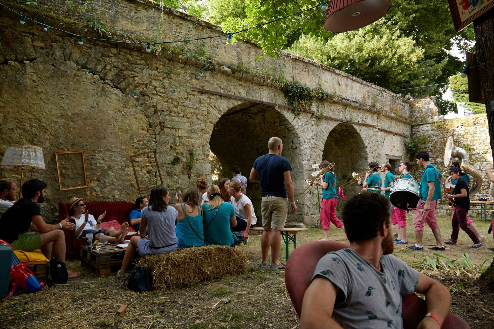 La Douve Blanche : un festival de musique dans un château