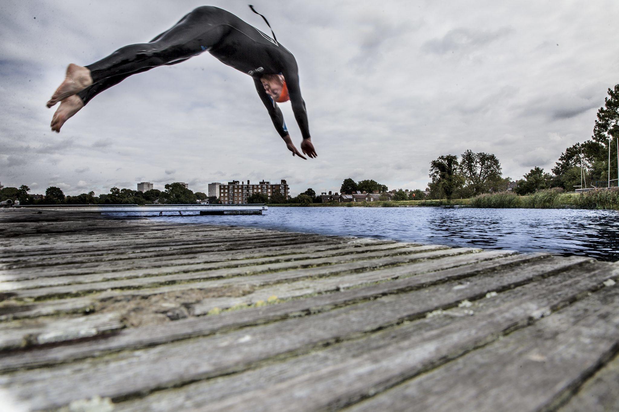 Stoke Newington West Reservoir