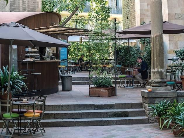 Las terrazas ms bonitas de Barcelona