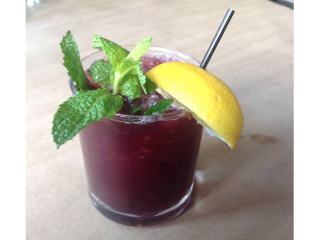 The Long Bottom Bramble at Jack the Horse Tavern