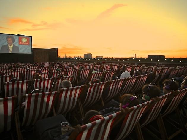 Rooftop Film Club tickets