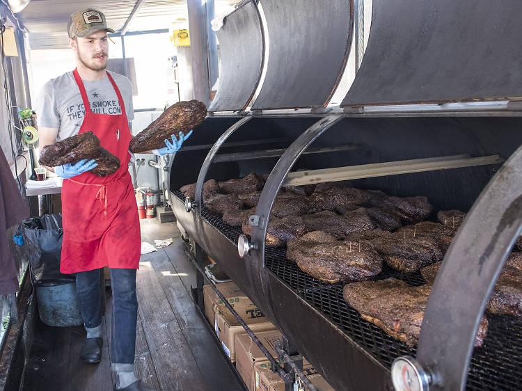 La Barbecue in Austin, TX