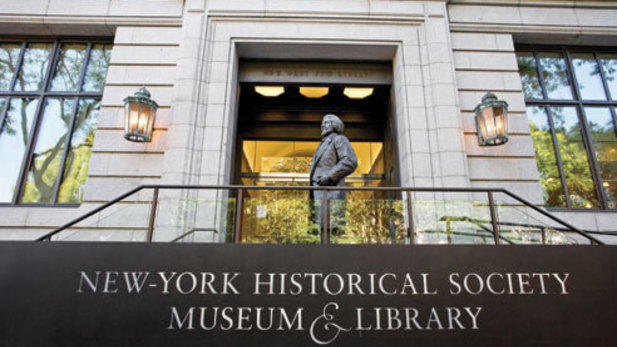 "The New-York Historical Society is hosting a ""Summer of Hamilton"" this year"
