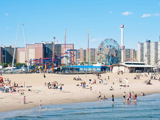 Coney Island and Luna Park