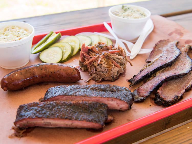 The best BBQ in Austin