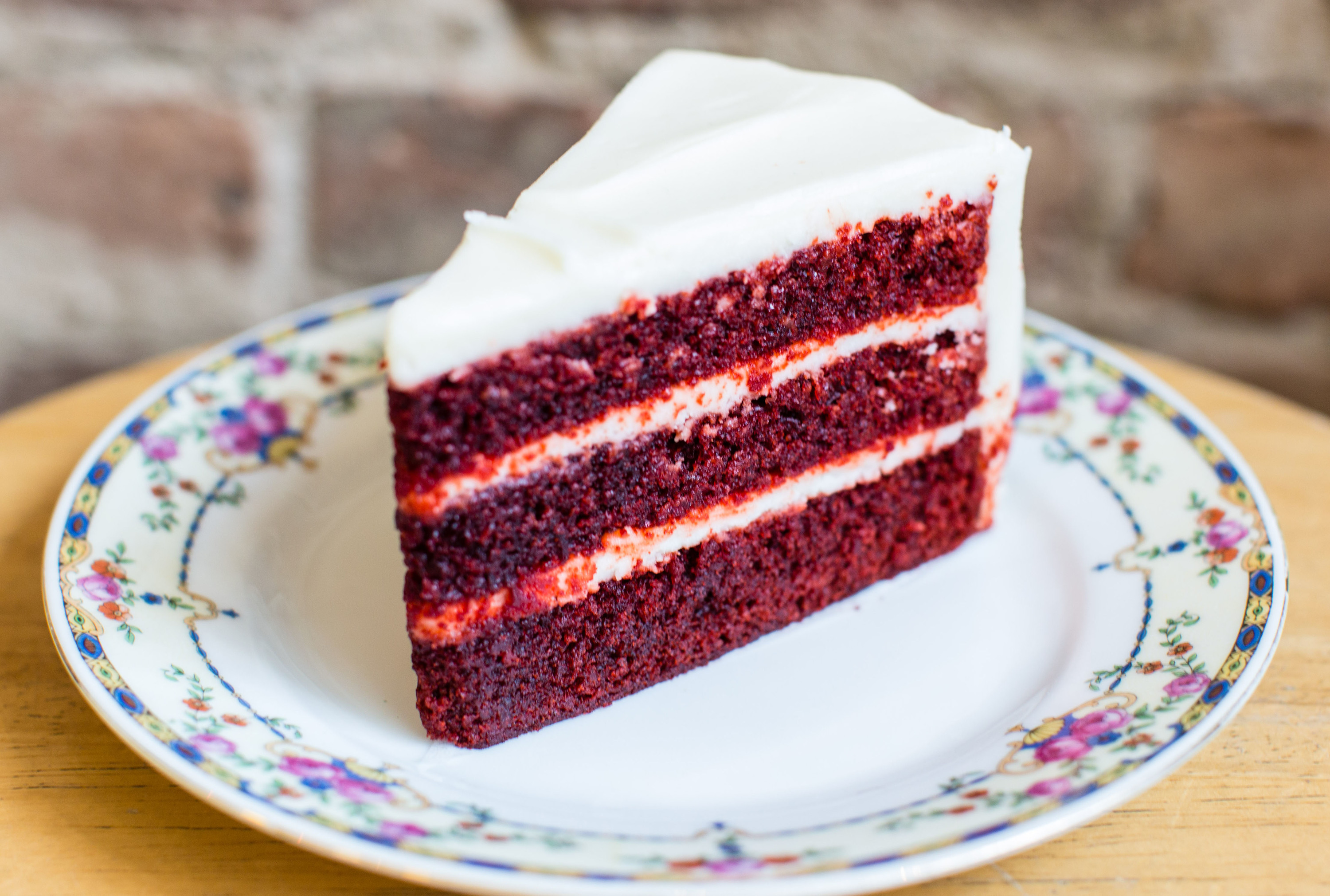 Red velvet at Betty Bakery