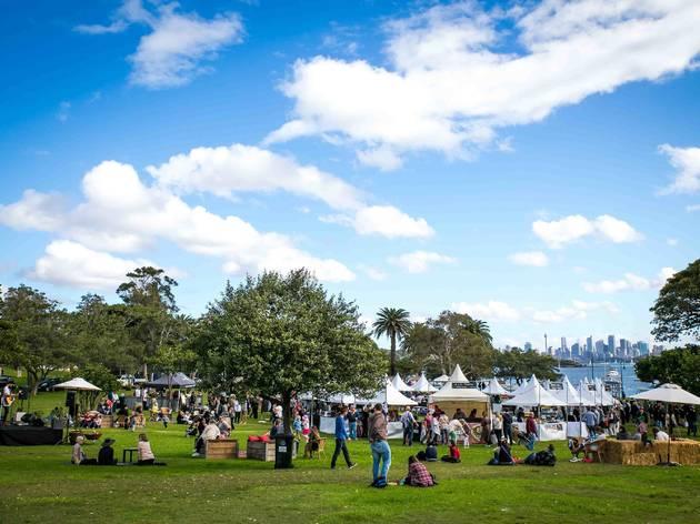 Taste Orange Food and Wine Festival